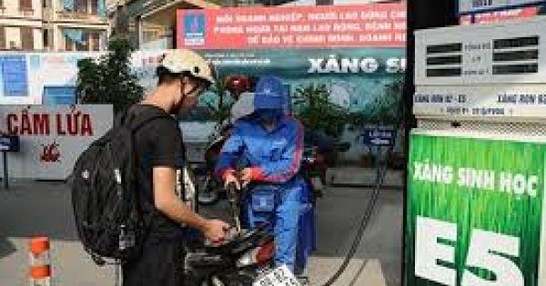 Mỹ sẵn sàng giúp Việt Nam đẩy mạnh sử dụng xăng E5