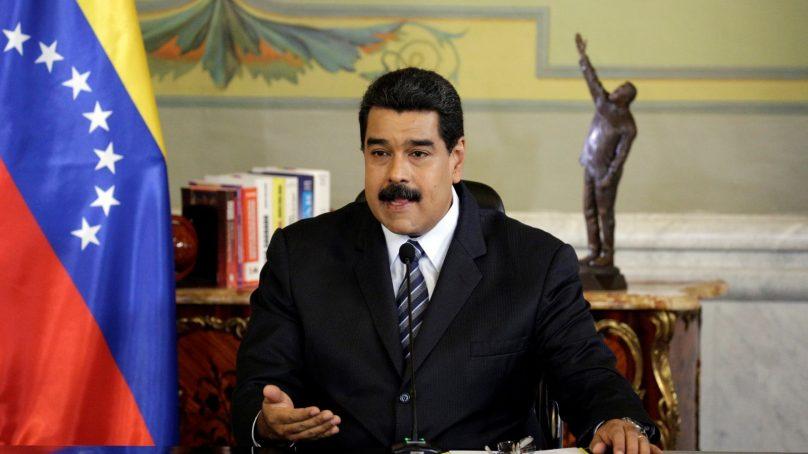 Tổng thống Venezuela lên đường thăm Trung Quốc