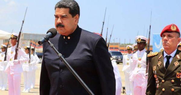 Tổng thống Venezuela thăm Trung Quốc