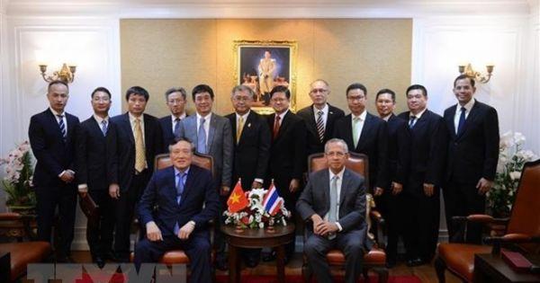 Việt Nam tham dự hội nghị quốc tế về lĩnh vực tư pháp