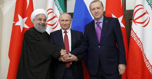 Lãnh đạo Nga – Thổ sẽ gặp nhau tại Sochi bàn giải pháp cho tình hình Idlib