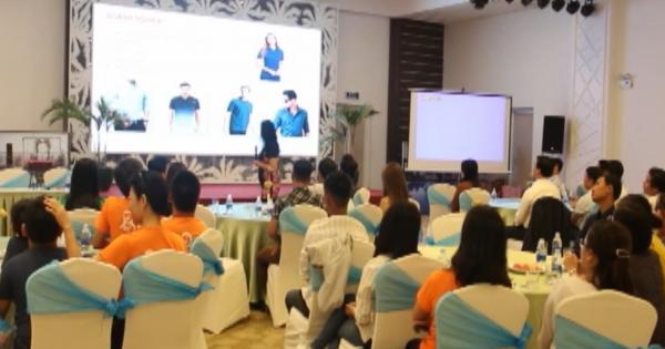 Nhóm Nữ Doanh Nhân The New Me giúp nhau phát triển kinh doanh