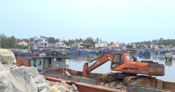 Quảng Ngãi: Đầu tư hạ tầng phát triển kinh tế biển