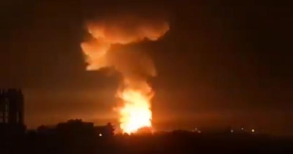 Các thành phố bờ tây Syria bị tập kích tên lửa