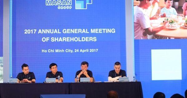 Tập đoàn Hàn Quốc chi đậm mua cổ phần của Masan