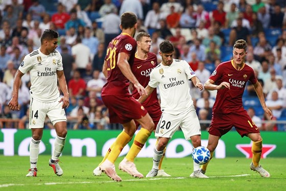 Khởi đầu thuận lợi, Real Madrid hạ gục Roma