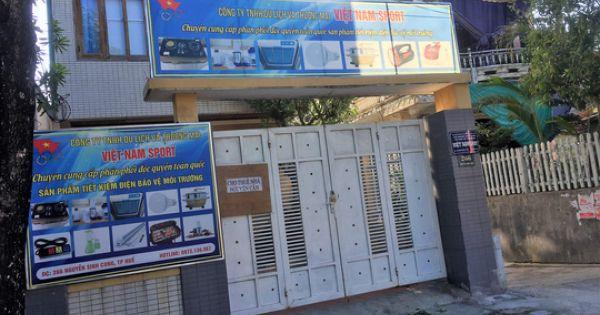 """Chi nhánh công ty du lịch tour """"0 đồng"""" ở Huế đóng cửa khi bị kiểm tra"""