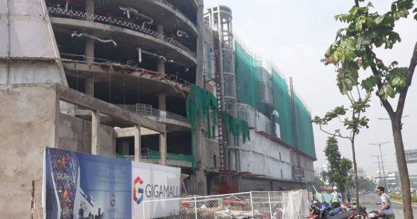 Đứt cáp công trình, nhiều người rơi từ tầng bốn xuống đất