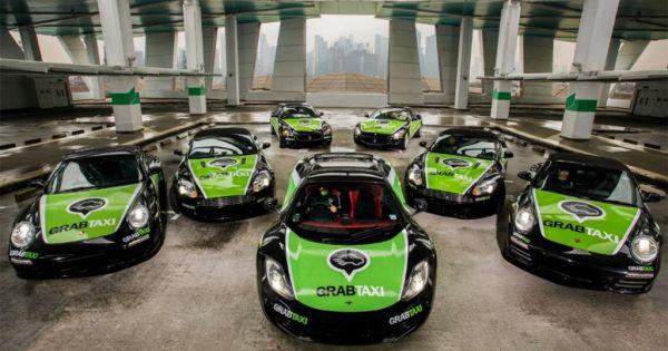 Singapore phạt công ty Grab và Uber vì thương vụ sáp nhập