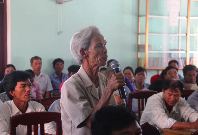 """Ban Quản lý Khu kinh tế tỉnh Bình Định xin lỗi dân vì dự án """"treo"""" hơn 10 năm"""