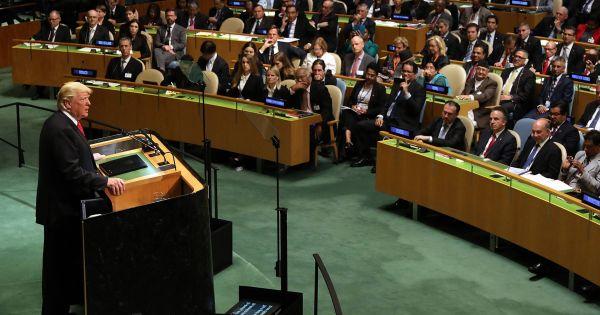 Mỹ - Iran khẩu chiến tại cuộc họp của Liên Hợp Quốc