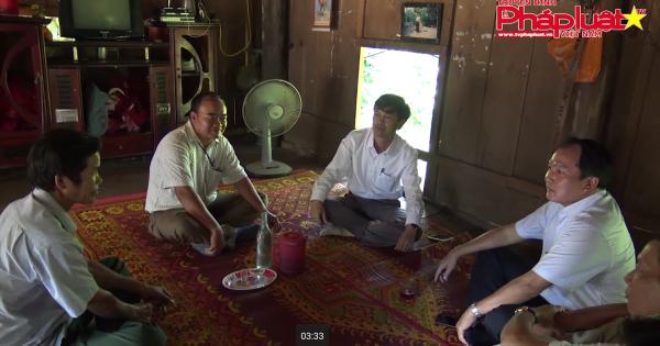 Quảng Trị: Bước đầu cấp hộ tịch cho hàng trăm hộ dân vùng biên giới