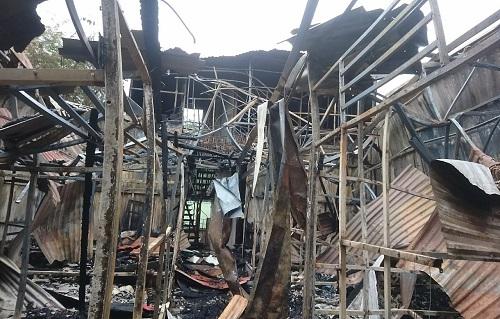 Khởi tố vụ cháy gần Viện Nhi làm 2 người tử vong