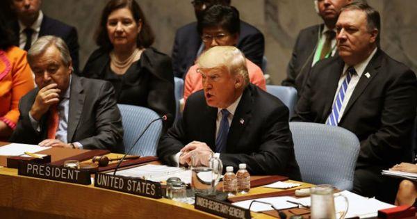 Tổng thống Trump tố cáo Trung Quốc can thiệp bầu cử