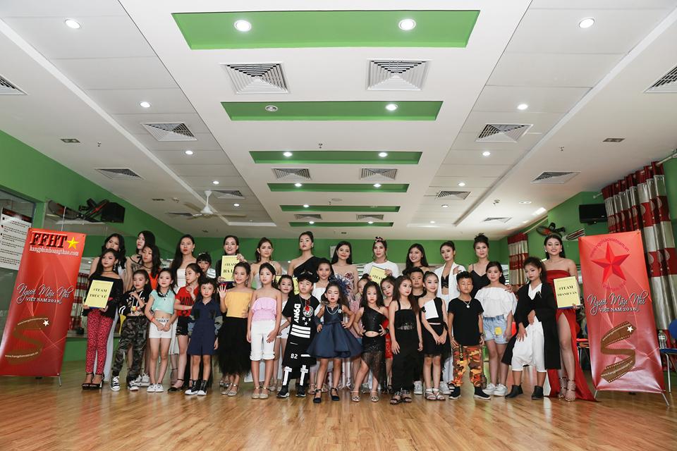 Cuộc Thi Người Mẫu Nhí Việt Nam 2018 Chọn Ra 30 Thí Sinh Vào Vòng Chung Kết