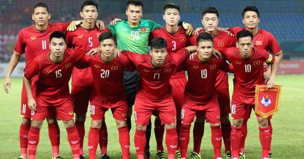 Đội U23 Việt Nam sẽ thi đấu vòng loại châu Á 2020 trên sân nhà