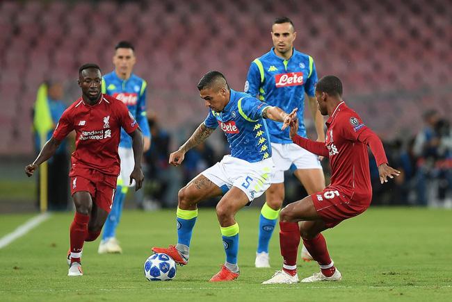 Tấn công bế tắc, Liverpool bị khuất phục tại San Paolo