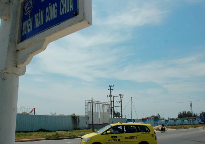 """Đà Nẵng thu hồi hàng loạt dự án """"đất vàng"""" ven biển"""
