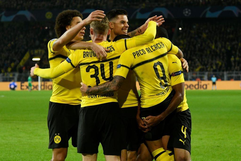 Thắng đậm Monaco, Dortmund tiếp tục thể hiện phong độ thăng hoa