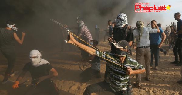 Đụng độ tại Dải Gaza, ít nhất 3 người Palestine thiệt mạng
