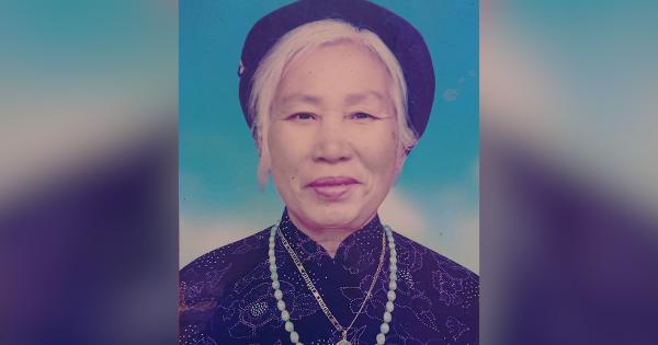 Tin buồn: Cụ Đào Thị Mối là thân mẫu của đồng chí Đào Văn Hội- Tổng biên tập Báo Pháp luật Việt Nam- từ trần