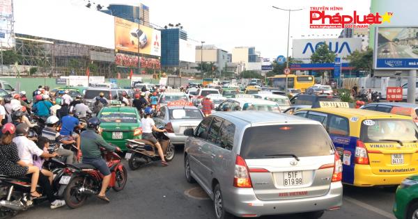 TP HCM: Hơn 96.000 tỷ đồng chống ùn tắc giao thông