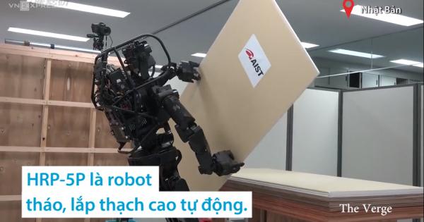 5 robot hỗ trợ con người trên công trường xây dựng