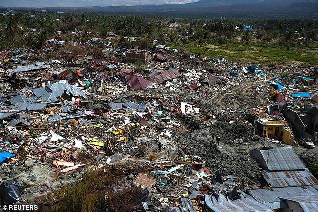 5.000 người có thể vĩnh viễn mất tích trong thảm họa sóng thần Indonesia