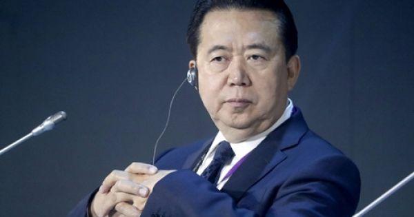 Chủ tịch Interpol xin từ chức giữa lúc bị Trung Quốc điều tra