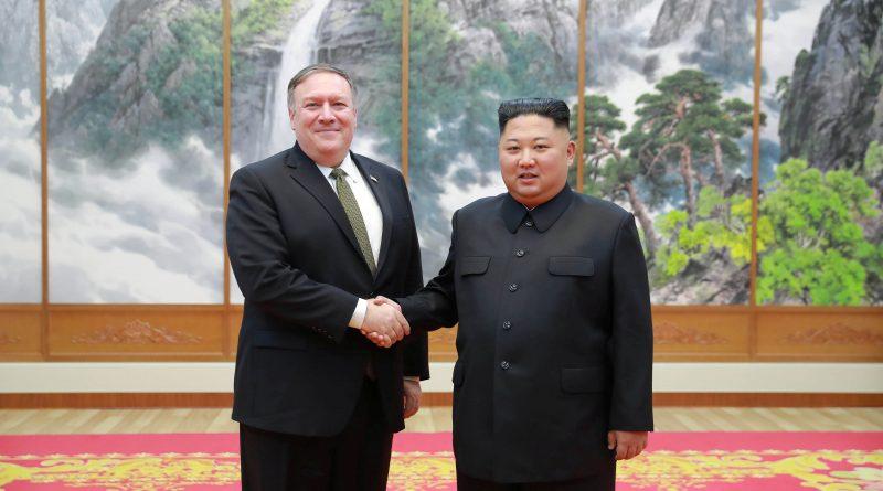 Kết quả cuộc gặp giữa Ngoại trưởng Mỹ và lãnh đạo Triều Tiên được đánh giá cao