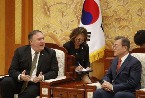 """Ngoại trưởng Mỹ ca ngợi cuộc đàm phán """"hiệu quả"""" với Kim Jong- un"""