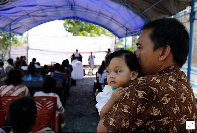 Thảm họa kép ở Indonesia: Số người thiệt mạng lên hơn 1.700