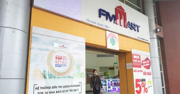 Fivimart chính thức về tay Vingroup