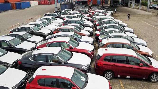 Chuyển cơ quan điều tra vụ thông quan 30 xe nước ngoài của Hải quan Đà Nẵng