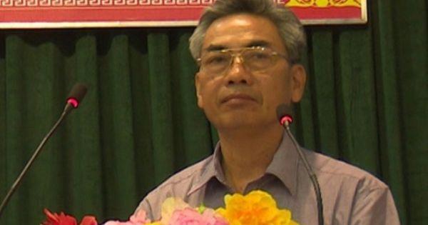 Phú Thọ: Khởi tố, bắt tạm giam Phó Chủ tịch huyện Thanh Thủy tham ô hơn 40 tỷ đồng