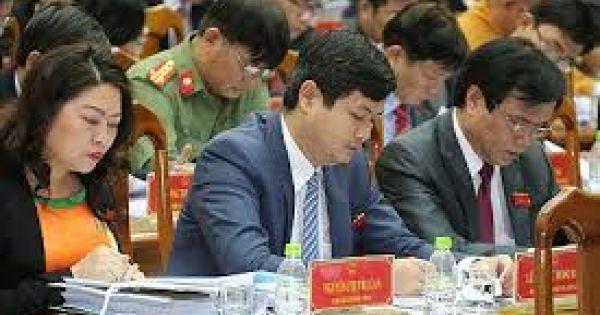 Ông Lê Phước Hoài Bảo xin nghỉ việc 6 tháng không lương để đi học