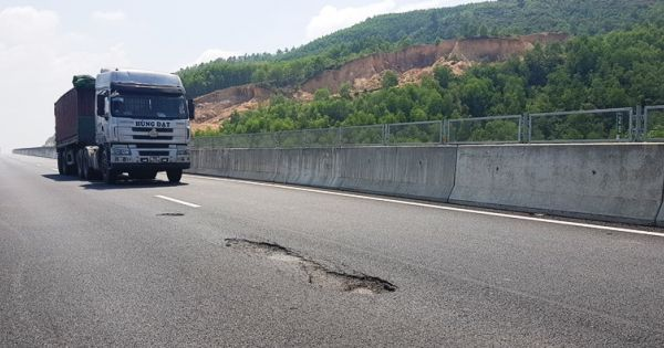 Sẽ tạm dừng thu phí cao tốc Đà Nẵng - Quảng Ngãi do hư hỏng