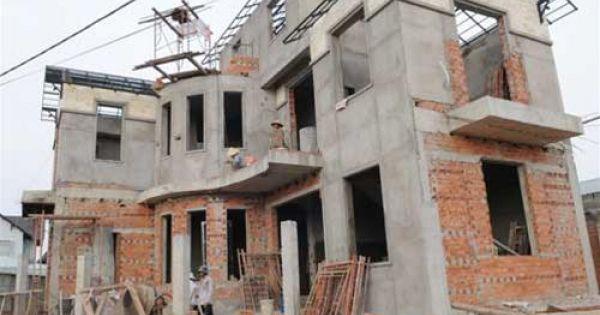 Kiến nghị bỏ giấy phép khi xây nhà riêng lẻ cho người dân