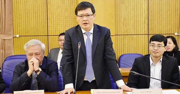 Bổ nhiệm ông Mai Lương Khôi làm Tổng cục trưởng Tổng cục Thi hành án dân sự
