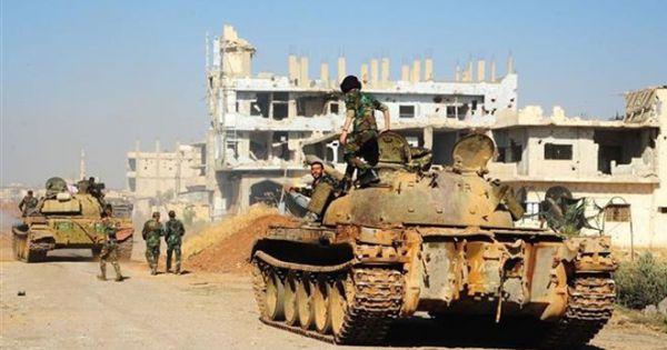 Chiến sự Syria: Phiến quân chưa rời khỏi Idlib, IS cố thủ sa mạc al-Safa