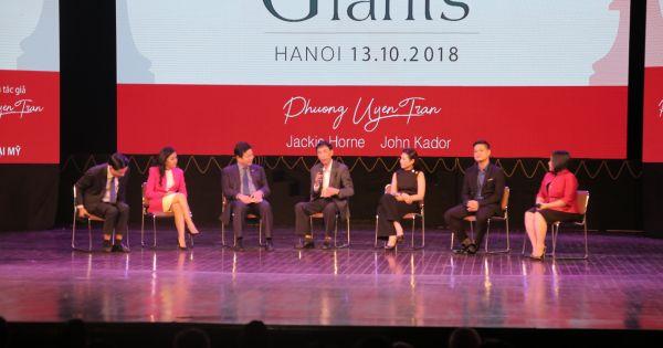 """Cuốn sách truyền cảm hứng """"Vượt qua người khổng lồ"""" ra mắt khán giả Việt Nam"""