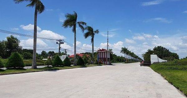 Tiền Giang thu hồi dự án nhà máy giấy trăm triệu đô