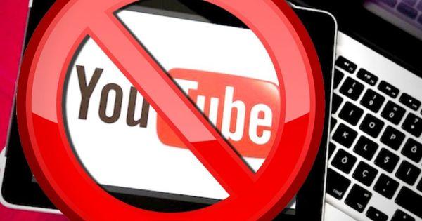 Youtube lại bất ngờ bị sập trên phạm vi toàn cầu