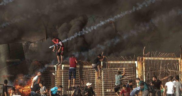 Căng thẳng dâng cao, Israel đóng cửa biên giới với Dải Gaza
