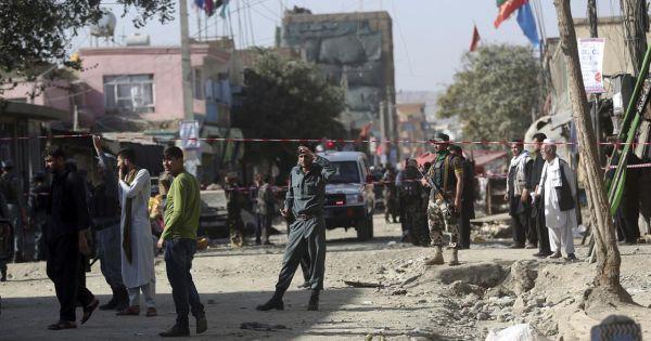 Đánh bom tại Afghanistan, một ứng viên quốc hội thiệt mạng