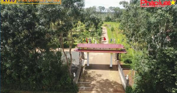 Đức Bổn A Lan Nhã từ mảnh am tranh đến Ngôi tam bảo của tỉnh Bình Phước
