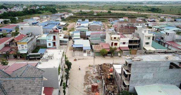 Hơn 200 ngôi nhà xây dựng trái phép trên đất quốc phòng ở Hải Phòng