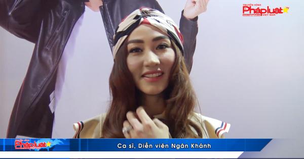 """""""Nghệ sĩ Chúc đọc giả nữ Truyền hình Pháp luật Việt Nam Nhân ngày 20/10"""""""