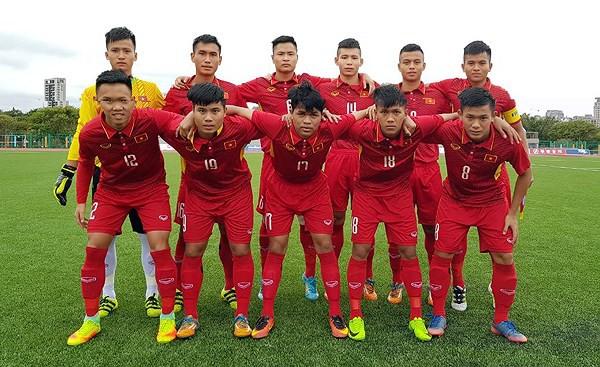 U19 Việt Nam thua ngược trước U19 Jordan