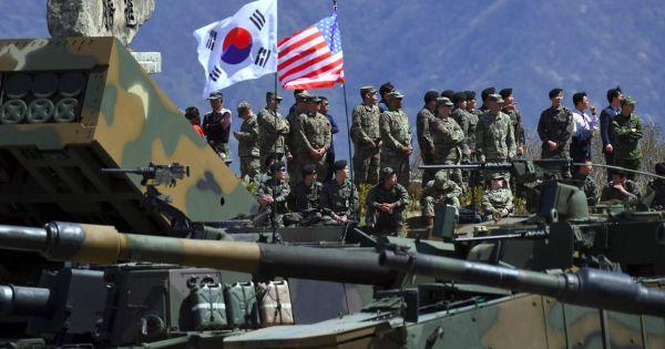 Mỹ - Hàn ngừng tập trận chung để thúc đẩy ngoại giao